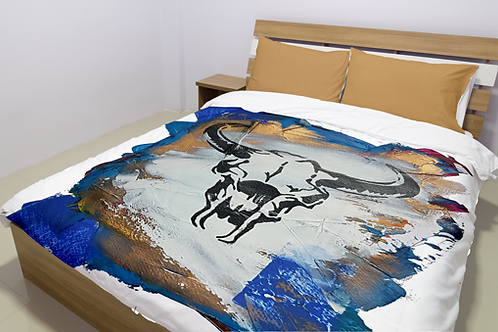 Blue Sid Bedding Sets
