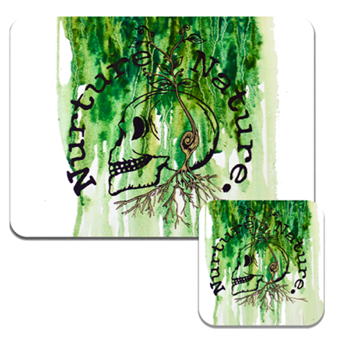 Nuture Nature Spring Coasters