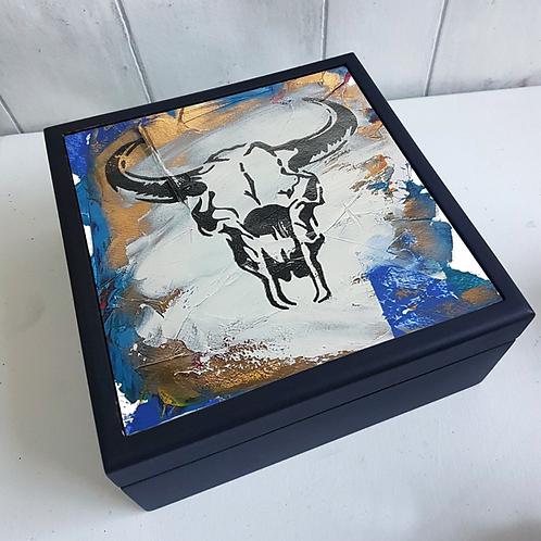 Blue Sid Jewellery Box