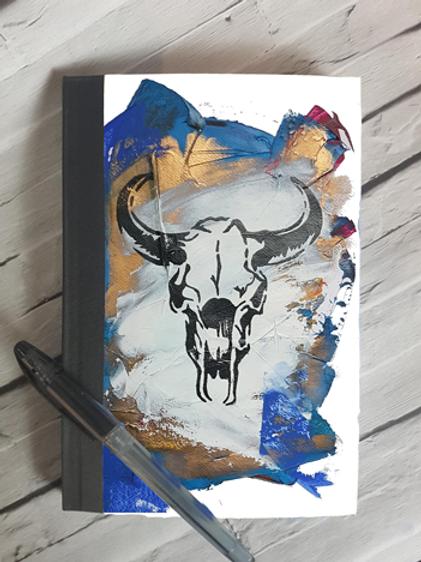Blue Sid Notebook