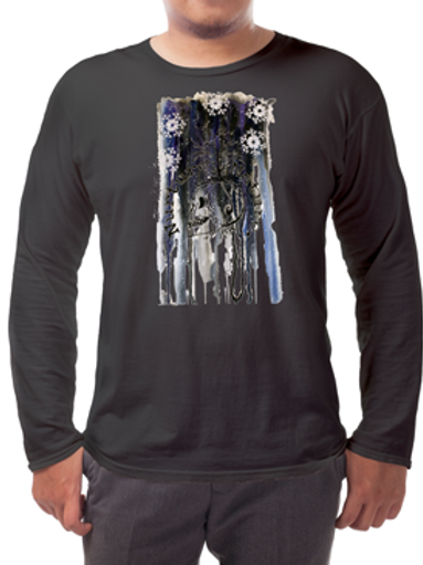 Nuture Nature Winter Long-sleeved Tee's