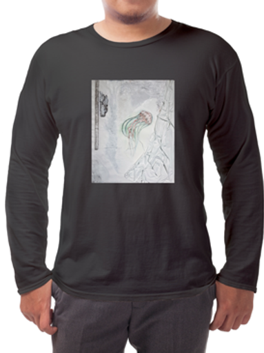 Jellyfish Long-sleeved Tee's