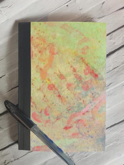 Summer Vestige Notebook