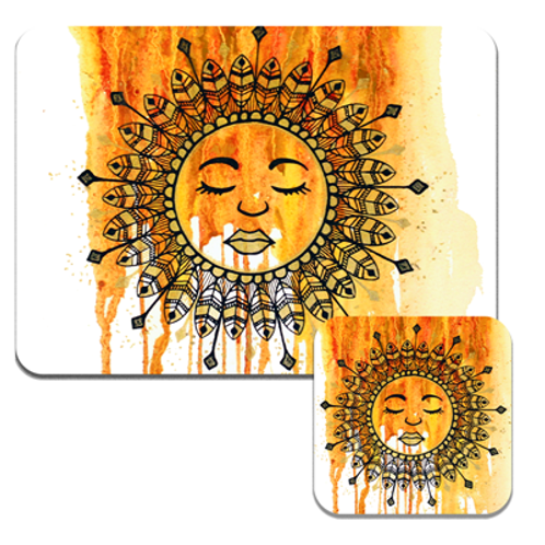 Rise with the Sun Coasters