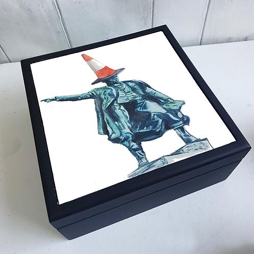 Waghorn Jewellery Box