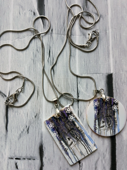 Nuture Nature Winter Necklace