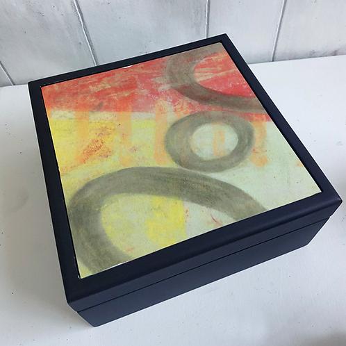 Imbalance Jewellery Box