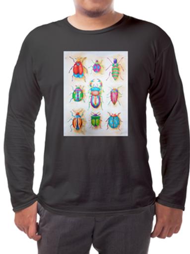 The Beetles Long-sleeved Tee's