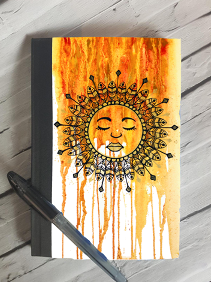 Rise with the Sun Notebook