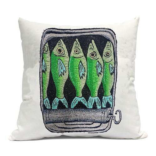 Sardines Cushion