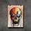 Thumbnail: Colourful Skull Mug