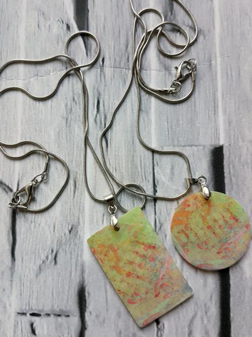 Summer Vestige Necklace