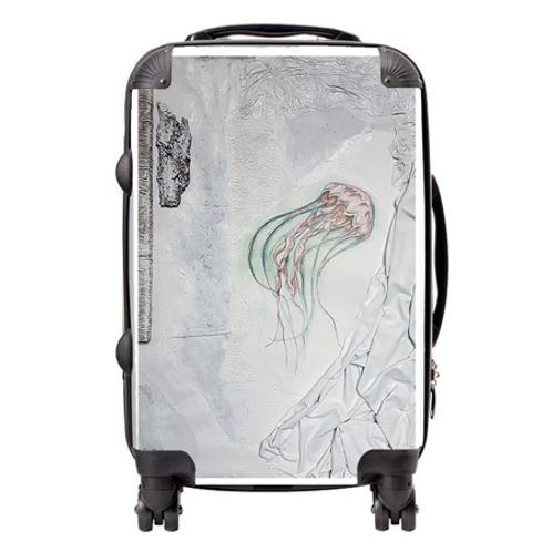 Jellyfish Suitcase  / Cabin Bag