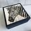 Thumbnail: Zebra Jewellery Box