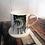 Thumbnail: Set with Moon Bone China Mug & Coaster Set