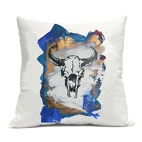 Blue Sid Cushion