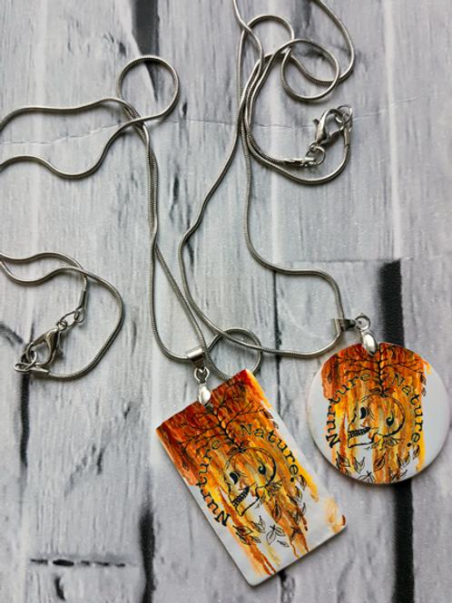 Nuture Nature Autumn Necklace