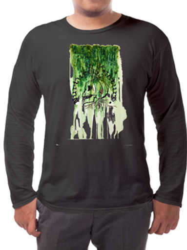 Nuture Nature Spring Long-sleeved Tee's