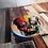 Thumbnail: Colourful Skull Bone China Mug & Coaster Set