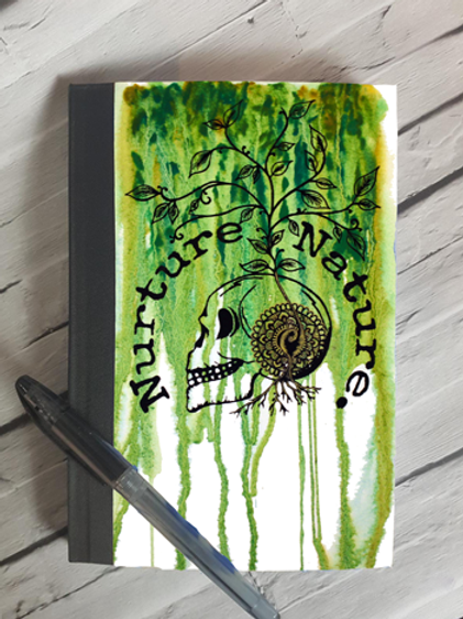 Nuture Nature Summer Notebook