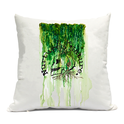 Nuture Nature Spring Cushion