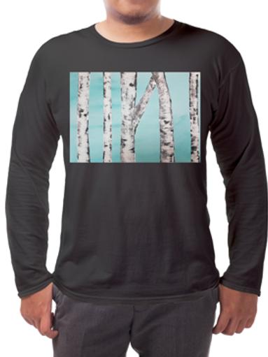 Trees Long-sleeved Tee's