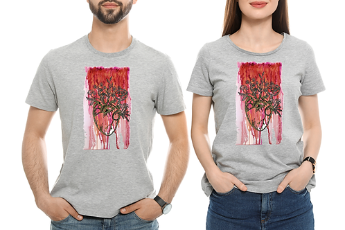 Love Fiercely Classic Tee's