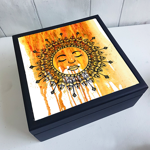 Rise with the Sun Jewellery Box