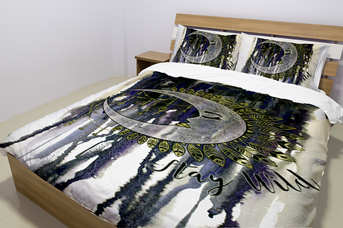 Set with Moon Bedding Sets