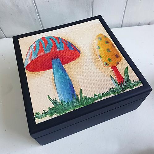 Shrooms Jewellery Box