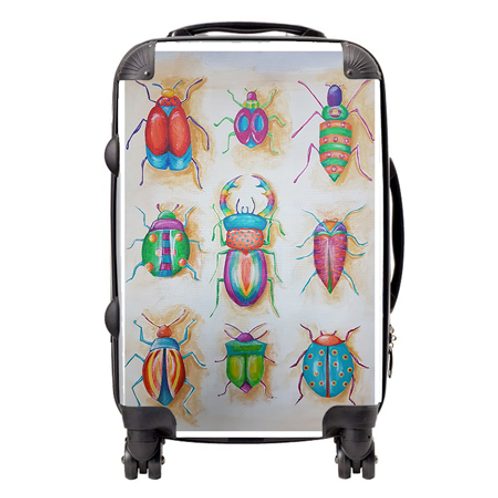 The Beetles Suitcase  / Cabin Bag