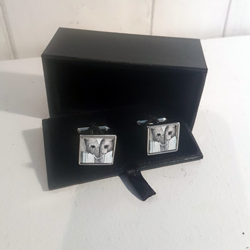 Elephants Cufflinks