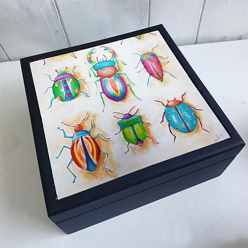The Beetles Jewellery Box