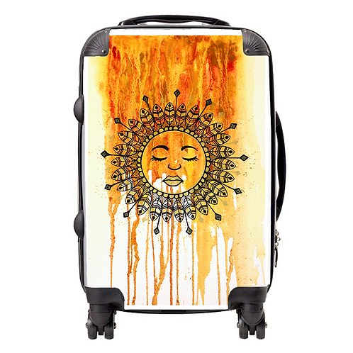 Rise with the Sun Suitcase  / Cabin Bag