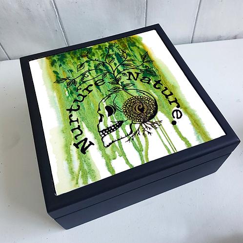Nuture Nature Summer Jewellery Box
