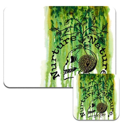 Nuture Nature Summer Coasters