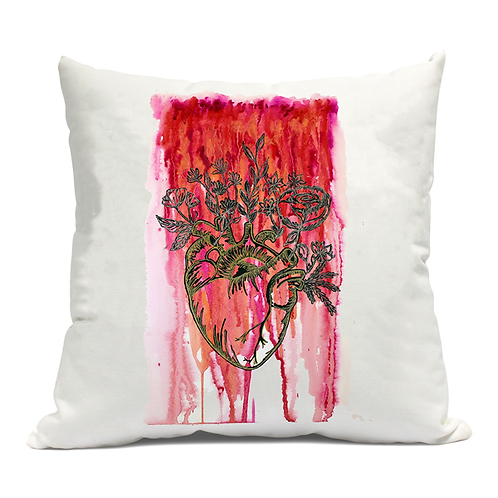 Love Fiercely Cushion