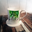 Thumbnail: Nuture Nature Spring Bone China Mug & Coaster Set