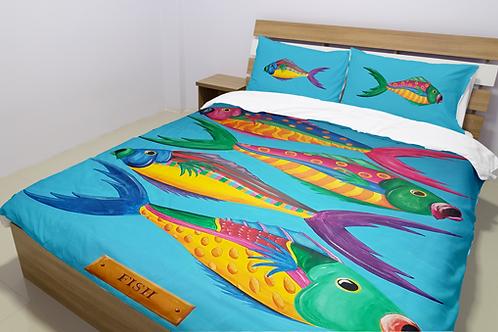 Fish Bedding Sets