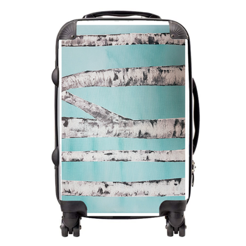 Trees Suitcase  / Cabin Bag