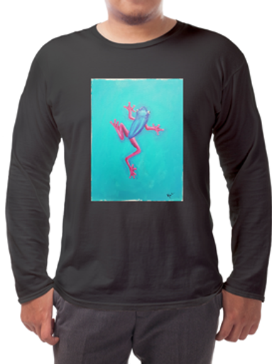 Fred Long-sleeved Tee's