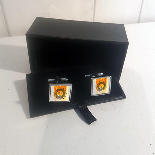 Rise with the Sun Cufflinks