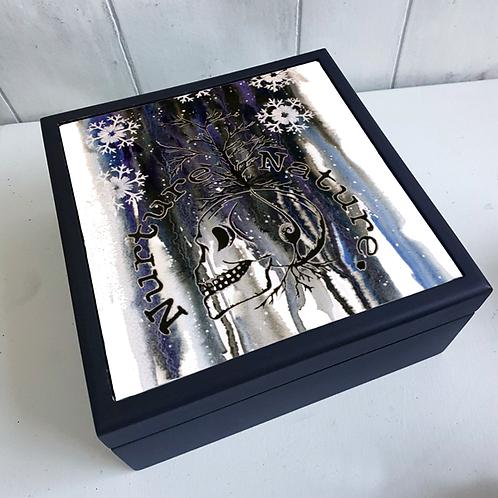 Nuture Nature Winter Jewellery Box