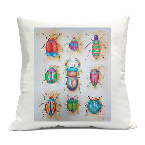 The Beetles Cushion