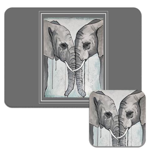 Elephants Placemats