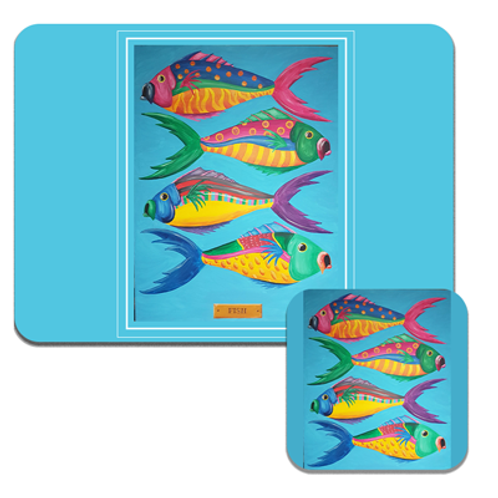 Fish Placemats