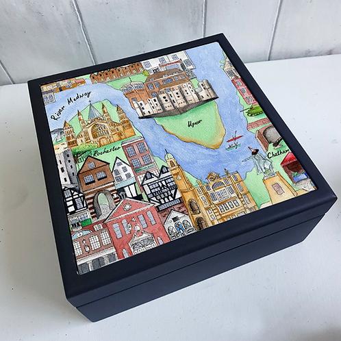My Medway Jewellery Box