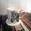 Thumbnail: Zebra Bone China Mug & Coaster Set