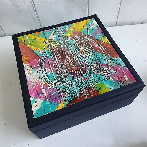 London Jewellery Box