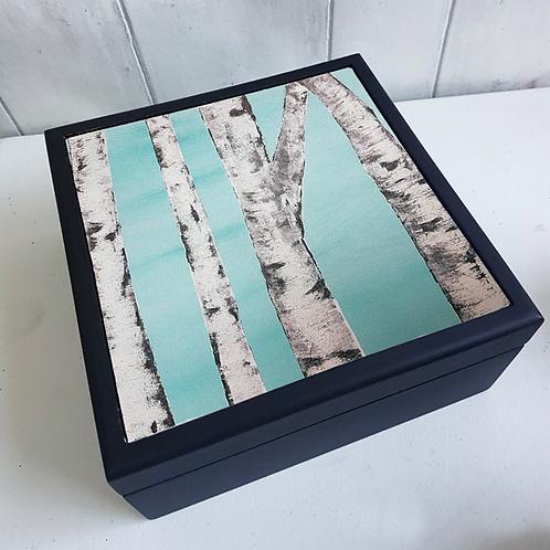 Trees Jewellery Box